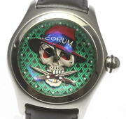 Corum Bubble Gangstar 082.170.20 888 World Limited Automatic Menand039s Watch_573339