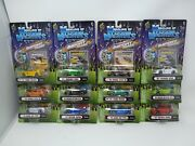 Muscle Machines Import Tuner Series 2 164 Lot Of 12 T02-25 To T02-36 New Bnip