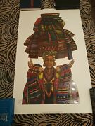 Charles Bibbs The Gift Ll Limited Edition Lithograph Print