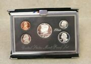 1994 United States Mint Premier Silver Proof Set Look Free Shipping