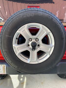 5 X 17 Jeep Wrangler Jl Wheels Rims And Michelin Tires Oem Takeoffs With Tpms