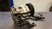 2006 Bmw 116i E87 N45b16a Power Steering Pump And Water Pump 6769598 8675955108