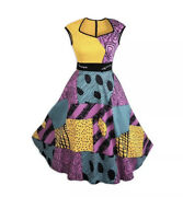New Disney Parks Sally Nightmare Before Christmas Dress Shop Costume L