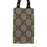 Other Fashion Goods 125848 Pvc Beige Carrying Case Neck Strap