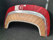 Rolls Royce _____ Rr6 Dawn Cabriolet _ Roof Lid Cover Wood
