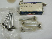Mgb Roadster Oem - New Intake And Exhaust Valves 67-80
