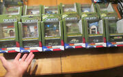 Johnny Lightning 50 Years The Greatest Generation Lot 6 Vehicle And Display Stand