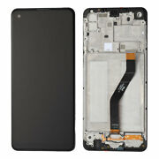 Us Oem Display Lcd Touch Screen Digitizer+frame For Samsung Galaxy A21 A215 2020