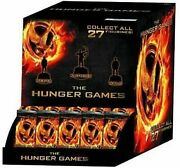 Wizkids Heroclix The Hunger Games Gravity Feed Display Box 24 Booster Packs New