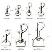 Rotating Hook Buckle Luggage Carrying Dog Buckle Spring Key Chain Key Ring