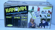 Can Kan Jam Outdoor Ultimate Disc Game Family Portable Sports New Box Nib