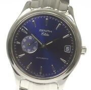Zenith Elite 90/02.0040.680 Date Small Second Automatic Menand039s Watch_566710
