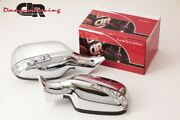 Suv Mirror Led Chrome Manual Adjust Lhd Ford Mustang 5th