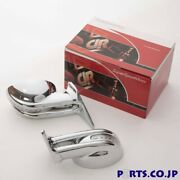Slr Mirror Led Chrome Electric Adjust Lhd Ford Mustang 5th