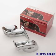 Slr Mirror Led Chrome Electric Adjust Rhd Ford Mustang 5th Late