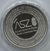 Hungary Silver 10000 Forint 2020 Proof Hungarian State Audit Office