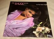 Let The Music Play By The Dazz Band Vinyl Lp, 1981 Usa Sealed