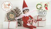Pnc Australia 2020 Christmas Elf On The Shelf Perth Mint 1 Coloured Coin