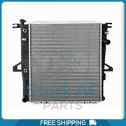 New Radiator For Ford Explorer - 1997 To 99/ Mercury Mountaineer - 1998 To 99 Ql