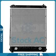 New Radiator For Freightliner Business Class M2, M2 106, M2 112, M2 100 Ql