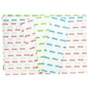 Tissue Paper Andndash Red Blue And Green