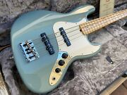 Fender American Professional Jazz Bass Sonic Gray Maple - Discontinued 2020