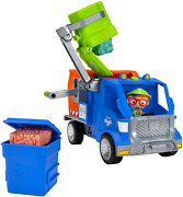Blippi Recycling Truck Character Toy Figure Lever Trash Sing Along Kids Gift Car