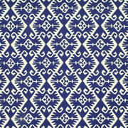 Clarence House Od Tulm Ethnic Chic Outdoor Upholstery Fabric 10 Yards Marine