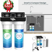Under Sink Water Filter Drinking Filtration Systems Suitable For Rv/farm/home