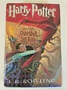 Harry Potter And The Chamber Of Secrets First Edition Hardbound With Typo Error