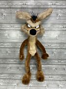 Vintage1971 Warner Bros Wb Mighty Star 28 Wile E Coyote Wired Poseable Plush