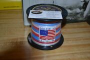 Jb, Jerry Brown Hollow Braid Patriot , Red, White And Blue 100lb New, Lot