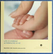 Canada 2005 - Life Is A Miracle - Baby Gift Uncirculated Set