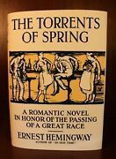 Ernest Hemingway The Torrents Of Spring First Edition 1926