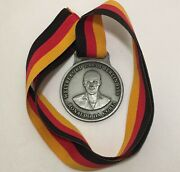 Berlin Marathon First Place Finisher Medal 1998 World Record