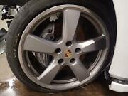 14 15 16 Porsche Panamera Front Oem Wheel Alloy 20x9-1/2 And Center Cap