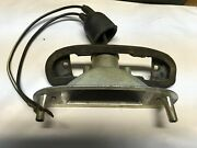 Vintage Hella Side Marker Light Assembly For European Autos 32/3cp 2