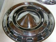 55-57 Chevy Belair Hubcaps. 15 Inch. Set Of 2
