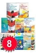 Lighthouse Keepers Lunch 8 Books Children Set Paperback By Ronda And David Armitag