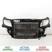 2007 Audi A4 3.2lradiator Support With Radiator Condensor And Cooling Fans