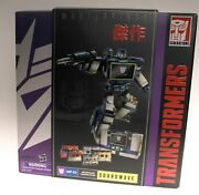 Transformers Masterpiece Mp-02 Soundwave Exclusive By Hasbro