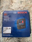 Bosch Gpl5 Five Point Self-leveling Alignment Laser