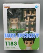 ✮authentic✮ Freeing Hunter X Hunter Nendoroid Gon Freecss Action Figure