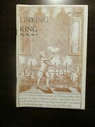 The Linking Ring Magazine April 1970 Vol 50 No 4 Guiseppe Pinetti Magic Magician