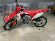 18andrsquo Honda Crf450r Crf250r Roller Rolling Chassis Cr 125 250 500 Conversion Crf