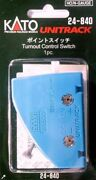 Kato Ho / N Scale New 2021 Unitrack Turnout Control Switch 1 Pc 24-840