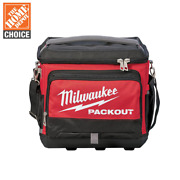 Milwaukee 48-22-8302 Packout™ Jobsite Cooler Lunch Box Tool Bag Padded Strap New