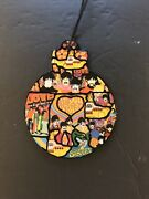 The Beatles Andlsquoyellow Submarineandrsquo Christmas Ornament/peter Max
