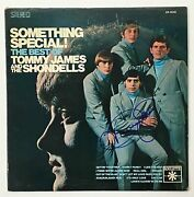 Tommy James And The Shondelles Autograph Signed Something Special The Best Of