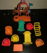 Play Skool Vintage Little People Small Furniture Lot 1960s Through 1980s